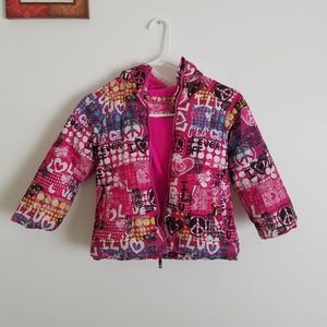 Winter Jacket For Girls sz~5/6